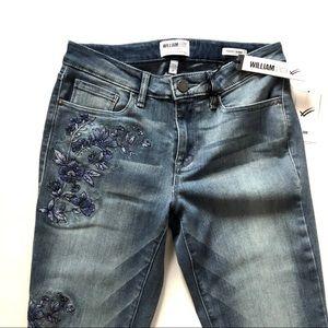 NWT William Rast Stretch Perfect Skinny Jeans